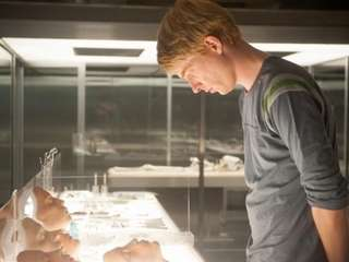 "Domhnall Gleeson appears in a scene from ""Ex"