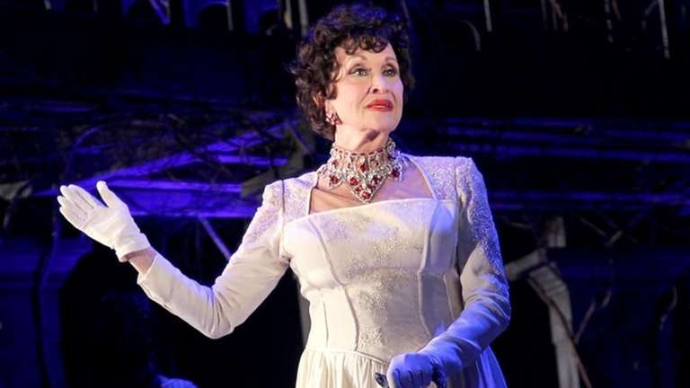 Chita Rivera in Ebb's Final Musical,