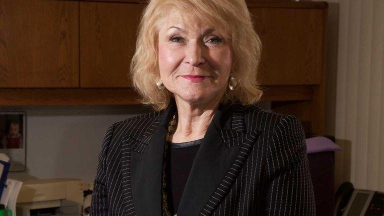 Barbara Faron, CEO of Federation of Organizations, in