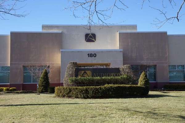 The exterior of Voxx offices at 180 Marcus