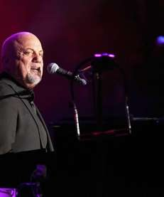 Billy Joel, seen here at Madison Square Garden