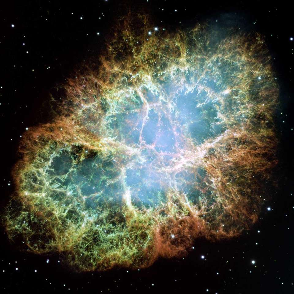 This image made by the NASA/ESA Hubble Space