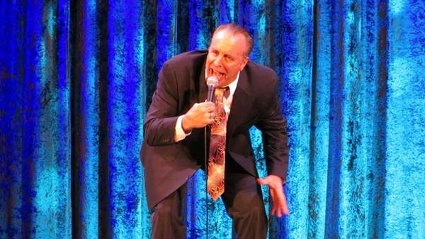 Comedian Vic Dibitetto headlines the NYCB Theatre at