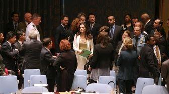 NEW YORK, NY - APRIL 24: Actress/activist Angelina