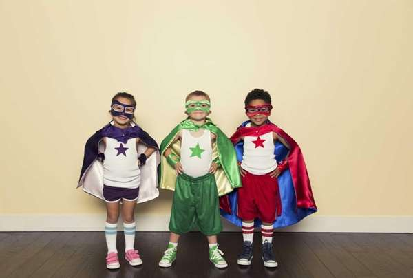 Celebrate National Superhero Day on May 2, 2015,