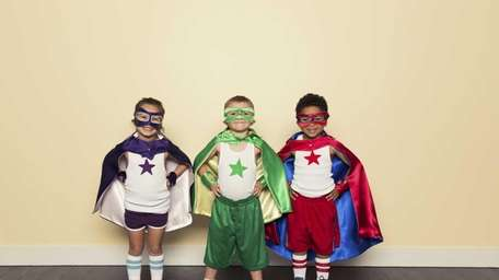 Celebrate National Superhero Day on May 2, 2015,