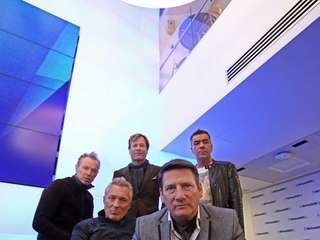 In Manhattan on Nov. 14, 2014, Spandau Ballet