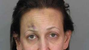 Laura Catell, 42, of Garden City, was arrested