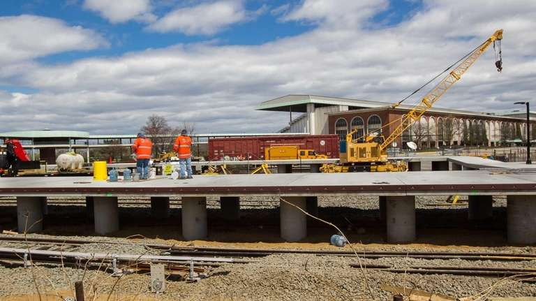 The Long Island Rail Road and the New