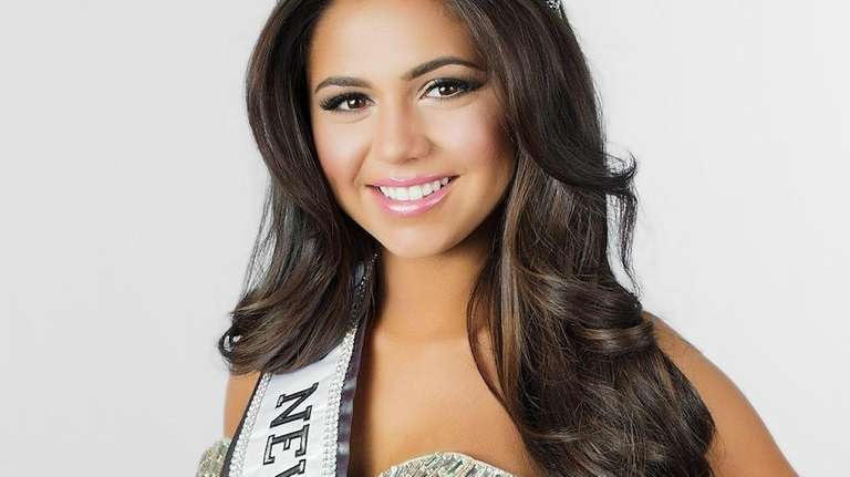 Miss New York Teen USA 2015, Geena Cardalena,