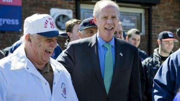 Staten Island DA Dan Donovan seems none the