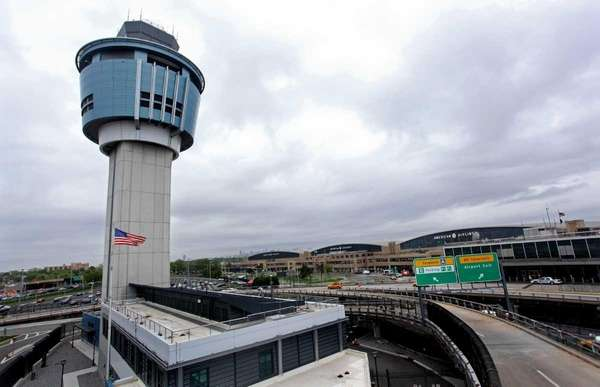LaGuardia Airport is shown in this undated photo.