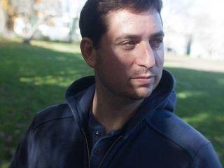 """Matthew Pearl, author of """"The Last Bookaneer"""" (Penguin"""