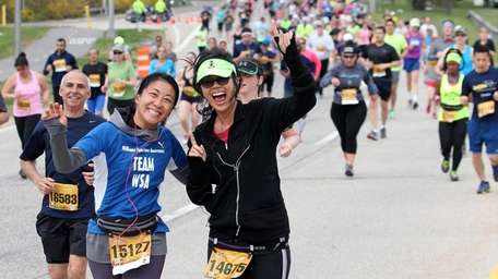 It's Long Island Marathon Weekend, with events kicking