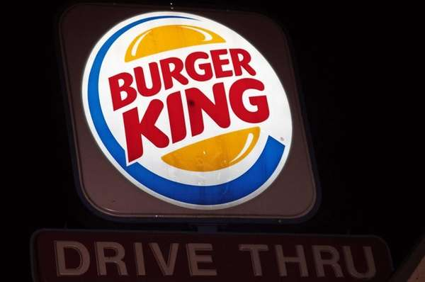 Burger King posted its best North American growth