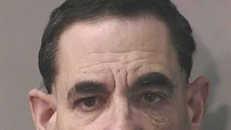 David Melis, 59, of Holtsville, was accused of