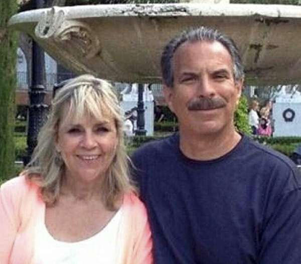 Kerry and Ed Ferrier of Sayville in a