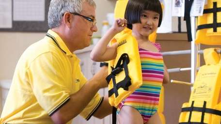 The Sea Tow Foundation in Southold offers life