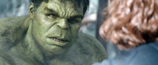 Hulk/Bruce Banner (Mark Ruffalo) in