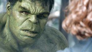 "Hulk/Bruce Banner (Mark Ruffalo) in ""Avengers: Age of"