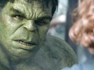 "Hulk/Bruce Banner (Mark Ruffalo) in ""Avengers: Age of"