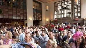 Eleven Madison Park hosts its annual Kentucky Derby
