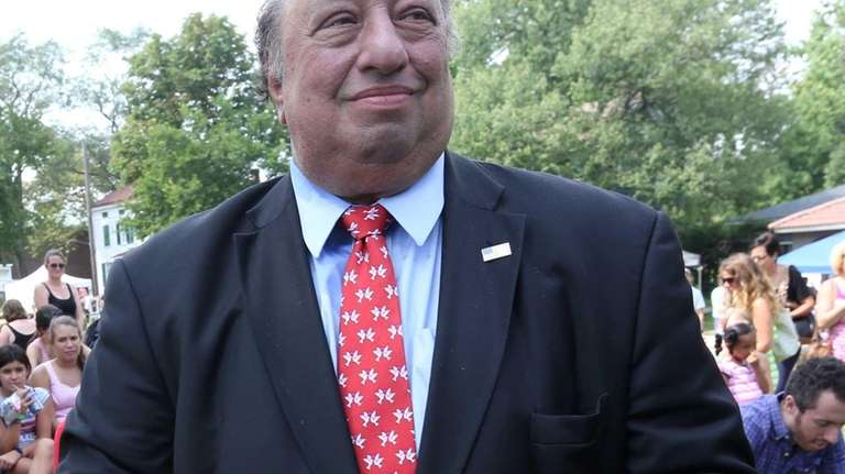 Billionaire John Catsimatidis has withdrawn his request to