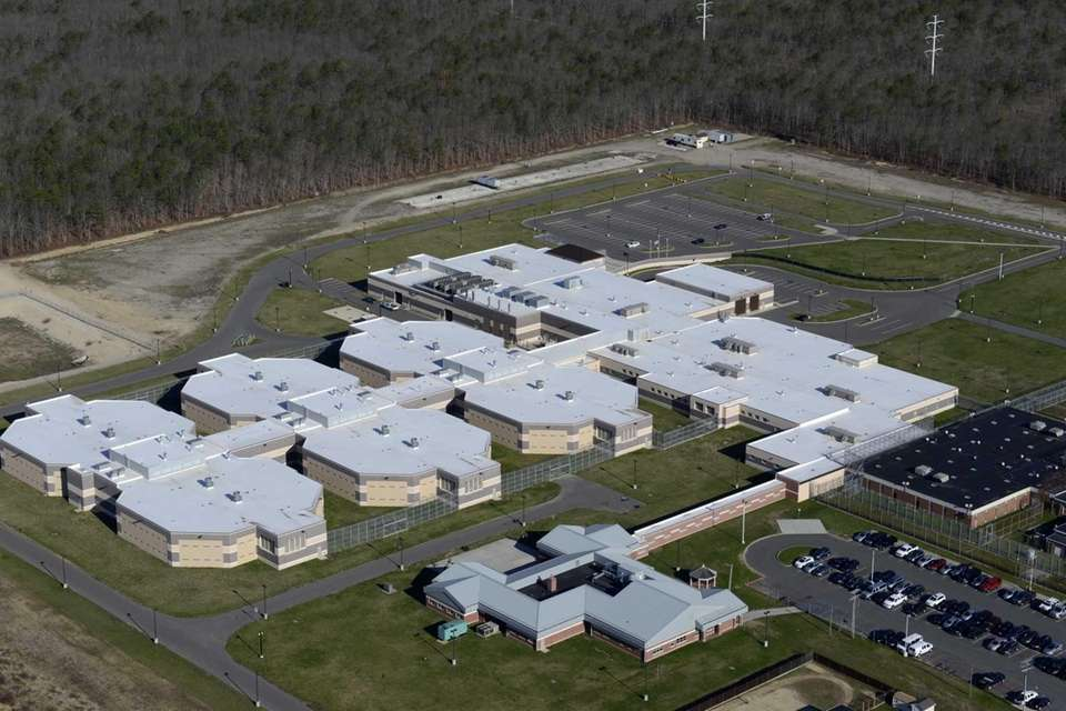 The new Suffolk County Jail facility is located