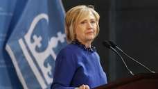 Hillary Rodham Clinton, a 2016 Democratic presidential contender,