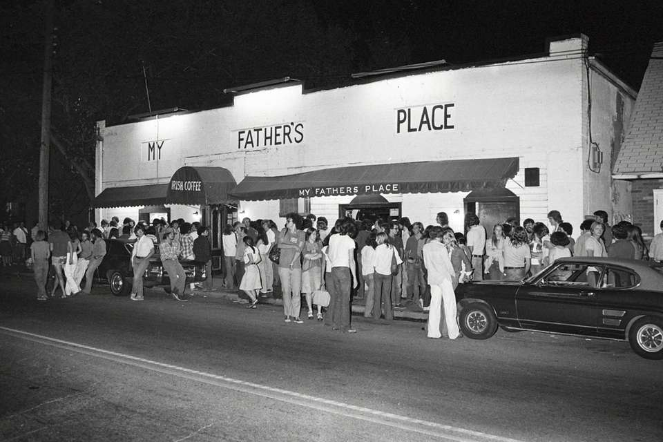 My Father's Place, Long Island's premier music club