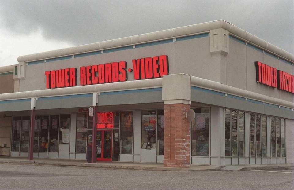 Record stores: True, a few holdouts still exist