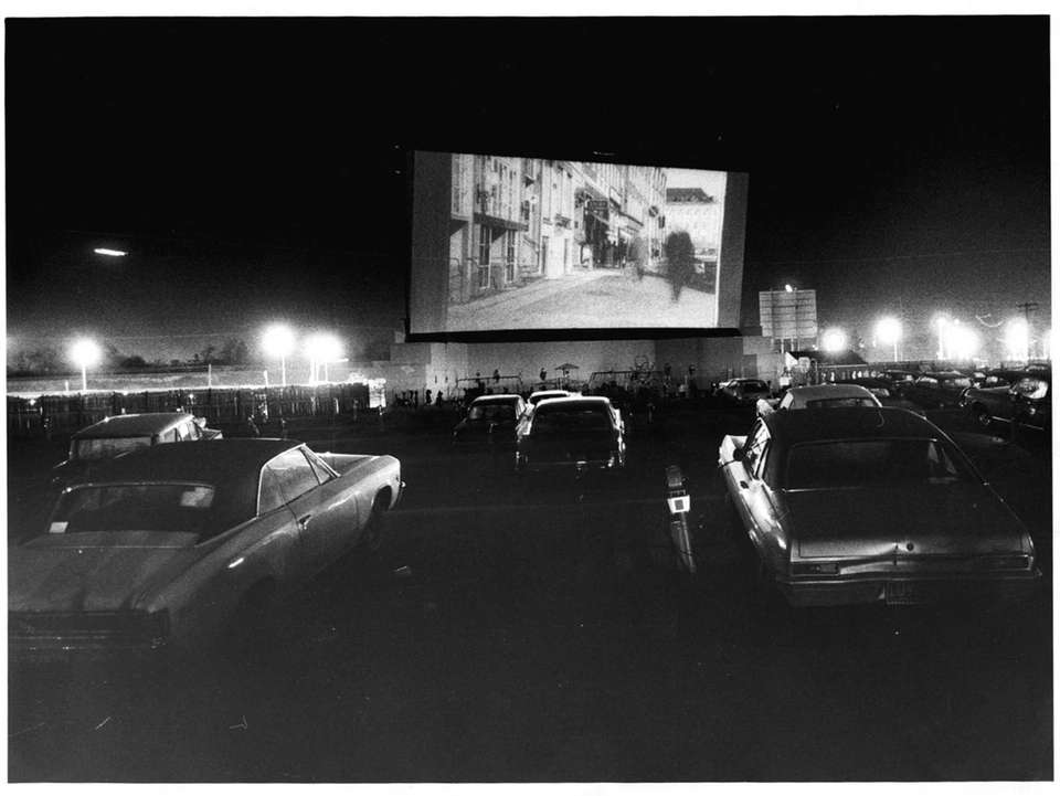 The last Long Island drive-in movie theater closed
