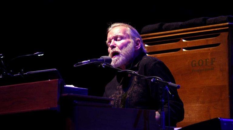 Gregg Allman will launch his Laid Back Festival