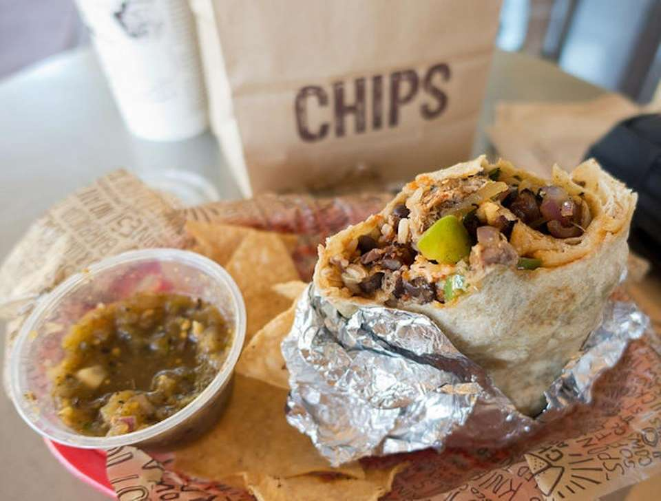 Chipotle Mexican Grill (1166 Hempstead Tpke., Uniondale): Located