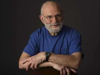 """Oliver Sacks, author of """"On the Move"""" (Knopf,"""