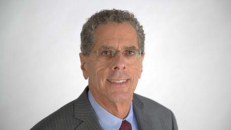 Newsday's Vice President of Public Affairs Paul Fleishman