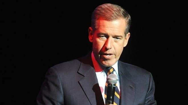 Lots of questions about Brian Williams -- and