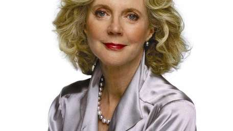 Blythe Danner stars as a widow who finds