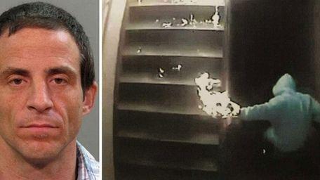 James Kalamaras, 41, was arrested Tuesday, April 14,