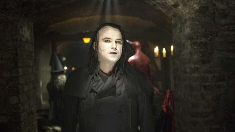 Rory Kinnear as The Creature in