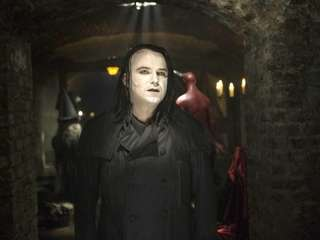 "Rory Kinnear as The Creature in ""Penny Dreadful"""