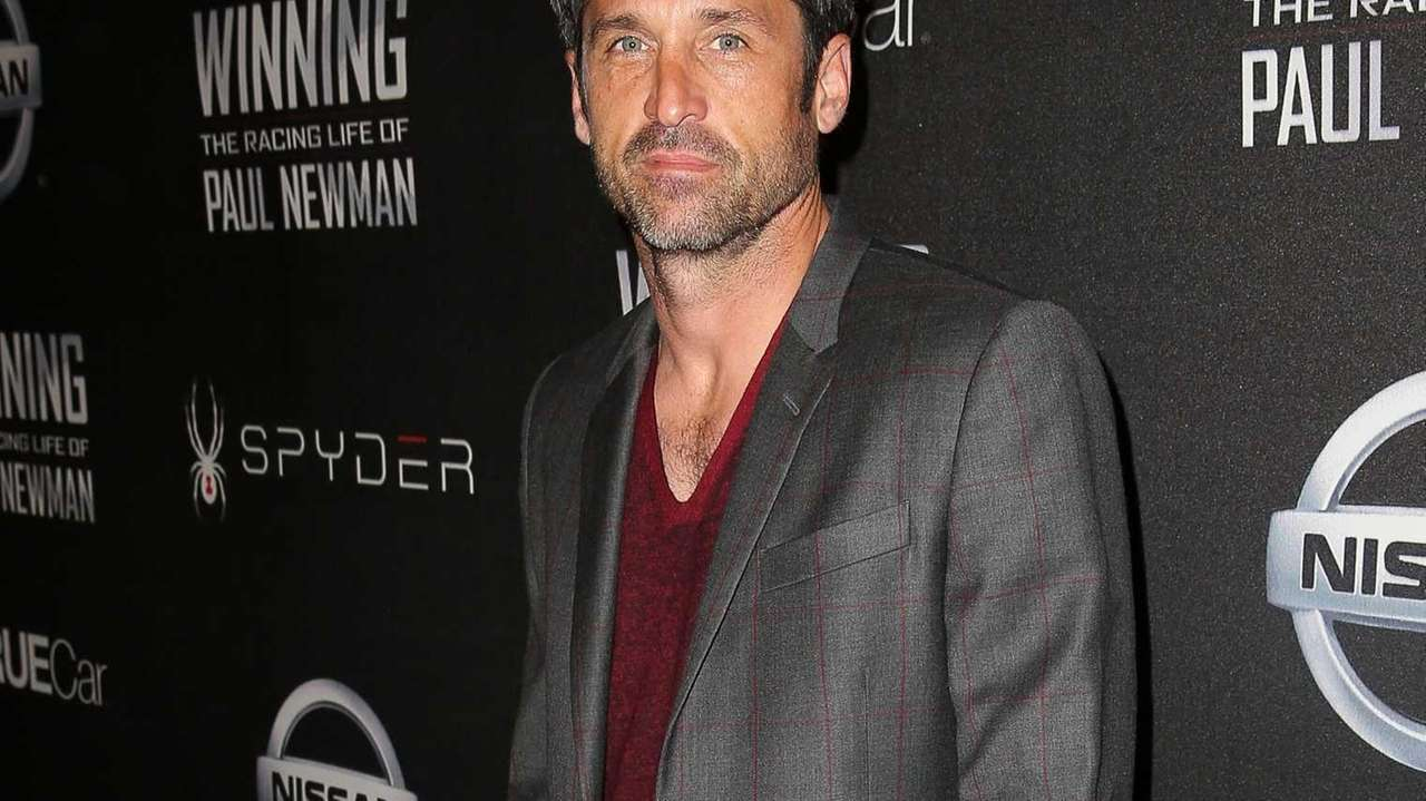 ctor Patrick Dempsey attends the charity screening of