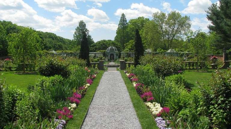 Stroll through Old Westbury Gardens on Sunday, May