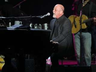 Billy Joel performs at The Paramount for the
