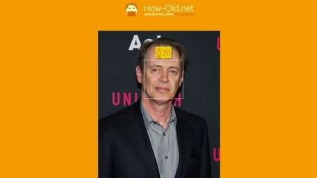 Steve Buscemi is only 57 years old, but