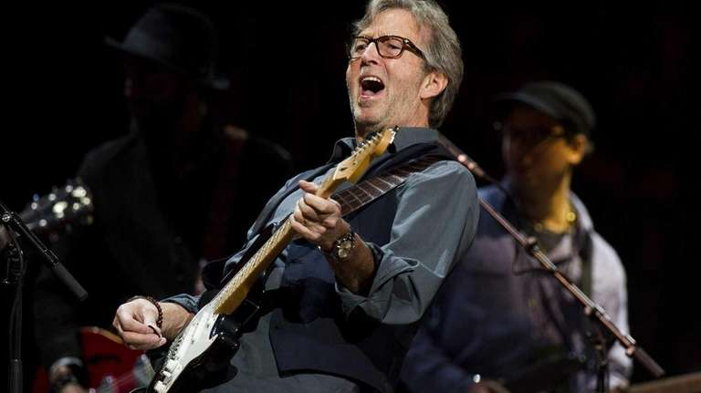 Eric Clapton is celebrating his 70th birthday with