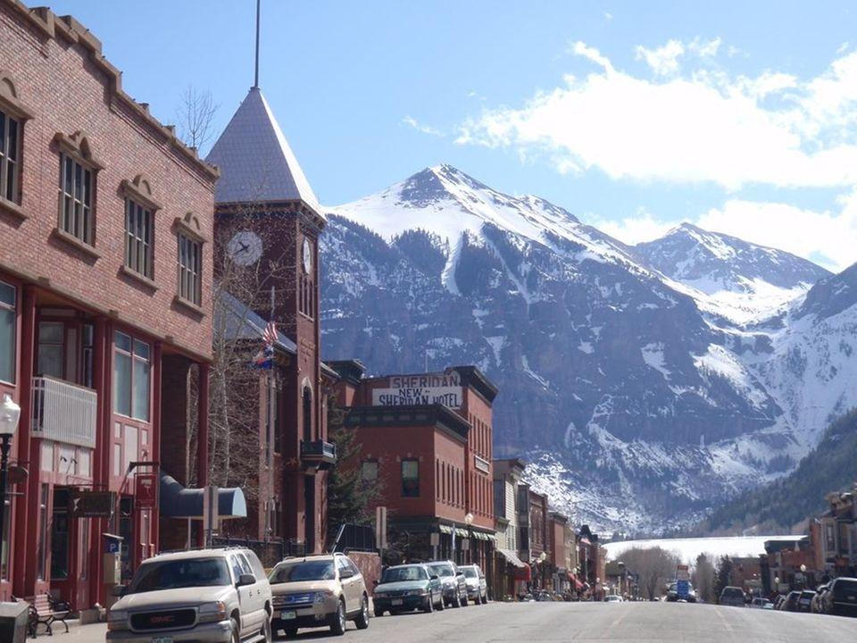 3. Colorado