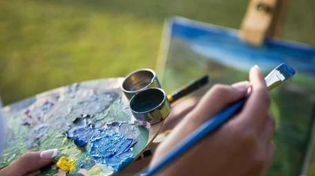 Healthy older adults who participate in arts and