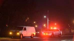 A 35-year-old Islip man was killed early Sunday