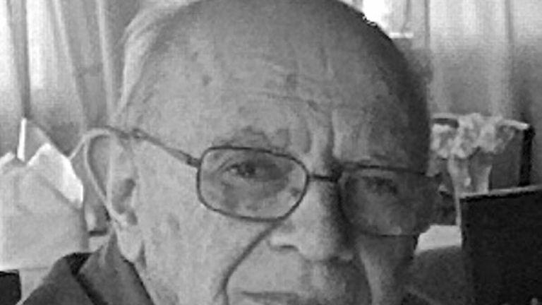 Daniel M. Pattarini, seen in this undated photograph,